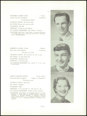 Page 15, 1957 Edition, Templeton High School - Class Book Yearbook (Baldwinville, MA) online yearbook collection