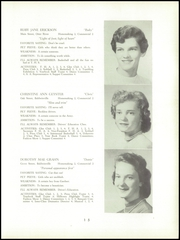Page 17, 1957 Edition, Templeton High School - Class Book Yearbook (Baldwinville, MA) online yearbook collection