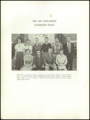 Page 6, 1957 Edition, Templeton High School - Class Book Yearbook (Baldwinville, MA) online yearbook collection