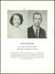 Page 7, 1957 Edition, Templeton High School - Class Book Yearbook (Baldwinville, MA) online yearbook collection