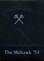 1954 Edition, Charlemont High School - Mohawk Yearbook (Charlemont, MA)