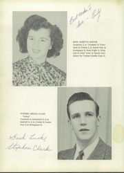 Page 12, 1954 Edition, Charlemont High School - Mohawk Yearbook (Charlemont, MA) online yearbook collection