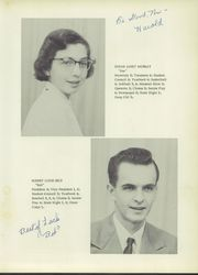 Page 13, 1954 Edition, Charlemont High School - Mohawk Yearbook (Charlemont, MA) online yearbook collection