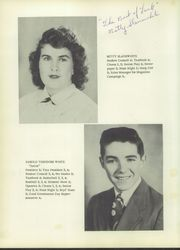 Page 14, 1954 Edition, Charlemont High School - Mohawk Yearbook (Charlemont, MA) online yearbook collection