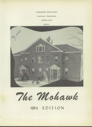 Page 7, 1954 Edition, Charlemont High School - Mohawk Yearbook (Charlemont, MA) online yearbook collection