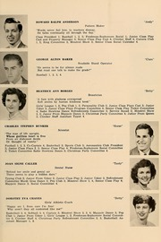 Page 13, 1950 Edition, Howard High School - Climber Yearbook (West Bridgewater, MA) online yearbook collection