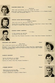 Page 14, 1950 Edition, Howard High School - Climber Yearbook (West Bridgewater, MA) online yearbook collection