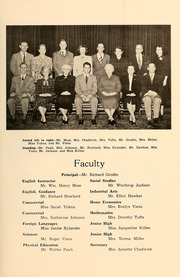Page 9, 1950 Edition, Howard High School - Climber Yearbook (West Bridgewater, MA) online yearbook collection