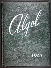 1947 Edition, Carleton College - Algol Yearbook (Northfield, MN)