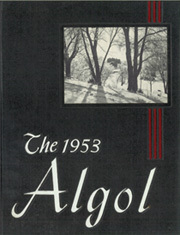 1953 Edition, Carleton College - Algol Yearbook (Northfield, MN)