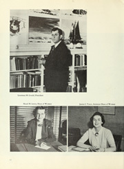 Page 16, 1953 Edition, Carleton College - Algol Yearbook (Northfield, MN) online yearbook collection