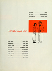 Page 7, 1953 Edition, Carleton College - Algol Yearbook (Northfield, MN) online yearbook collection