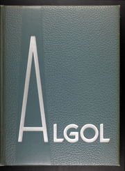 1959 Edition, Carleton College - Algol Yearbook (Northfield, MN)