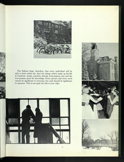 Page 7, 1959 Edition, Carleton College - Algol Yearbook (Northfield, MN) online yearbook collection