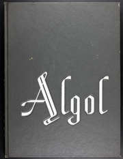 1960 Edition, Carleton College - Algol Yearbook (Northfield, MN)