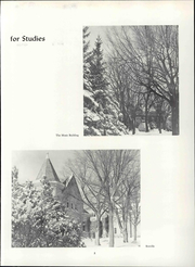 Page 11, 1961 Edition, Carleton College - Algol Yearbook (Northfield, MN) online yearbook collection