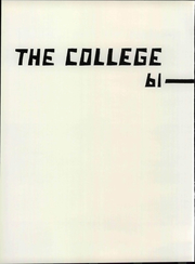 Page 16, 1961 Edition, Carleton College - Algol Yearbook (Northfield, MN) online yearbook collection