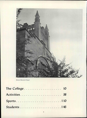 Page 8, 1961 Edition, Carleton College - Algol Yearbook (Northfield, MN) online yearbook collection