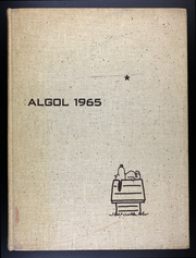 1965 Edition, Carleton College - Algol Yearbook (Northfield, MN)