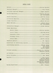 Page 19, 1954 Edition, Petersham High School - Hilltop Yearbook (Petersham, MA) online yearbook collection