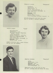 Page 29, 1954 Edition, Petersham High School - Hilltop Yearbook (Petersham, MA) online yearbook collection