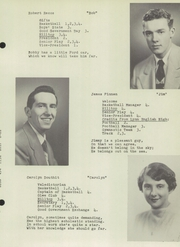 Page 33, 1954 Edition, Petersham High School - Hilltop Yearbook (Petersham, MA) online yearbook collection