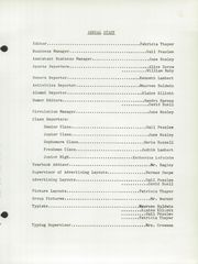 Page 5, 1957 Edition, Petersham High School - Hilltop Yearbook (Petersham, MA) online yearbook collection