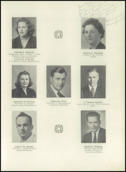 Page 11, 1948 Edition, Deerfield High School - Arrow Yearbook (South Deerfield, MA) online yearbook collection