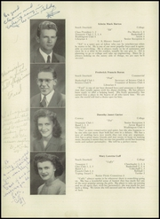 Page 12, 1948 Edition, Deerfield High School - Arrow Yearbook (South Deerfield, MA) online yearbook collection