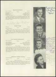 Page 13, 1948 Edition, Deerfield High School - Arrow Yearbook (South Deerfield, MA) online yearbook collection
