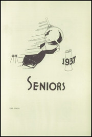 Page 11, 1937 Edition, Wilbraham and Monson Academy - Hill Yearbook (Wilbraham, MA) online yearbook collection