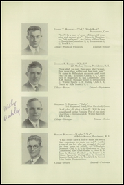 Page 12, 1937 Edition, Wilbraham and Monson Academy - Hill Yearbook (Wilbraham, MA) online yearbook collection