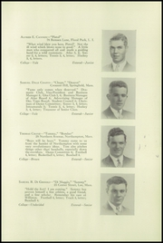 Page 13, 1937 Edition, Wilbraham and Monson Academy - Hill Yearbook (Wilbraham, MA) online yearbook collection