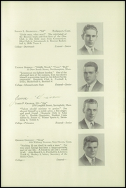 Page 15, 1937 Edition, Wilbraham and Monson Academy - Hill Yearbook (Wilbraham, MA) online yearbook collection