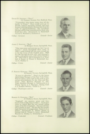 Page 17, 1937 Edition, Wilbraham and Monson Academy - Hill Yearbook (Wilbraham, MA) online yearbook collection