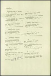 Page 9, 1937 Edition, Wilbraham and Monson Academy - Hill Yearbook (Wilbraham, MA) online yearbook collection