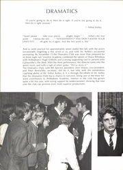 Page 44, 1970 Edition, Wilbraham and Monson Academy - Hill Yearbook (Wilbraham, MA) online yearbook collection