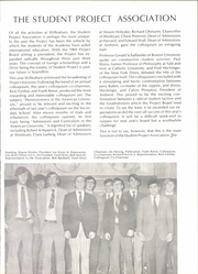 Page 47, 1970 Edition, Wilbraham and Monson Academy - Hill Yearbook (Wilbraham, MA) online yearbook collection