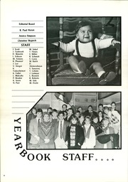 Page 8, 1986 Edition, Wilbraham and Monson Academy - Hill Yearbook (Wilbraham, MA) online yearbook collection