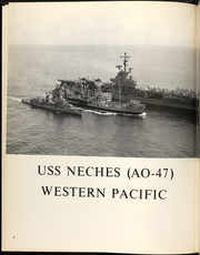 Page 4, 1967 Edition, Neches (AO 47) - Naval Cruise Book online yearbook collection