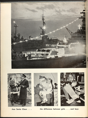 Page 11, 1953 Edition, New Jersey (BB 62) - Naval Cruise Book online yearbook collection