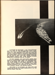 Page 8, 1953 Edition, New Jersey (BB 62) - Naval Cruise Book online yearbook collection