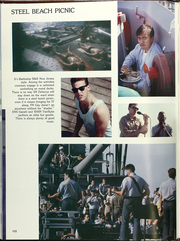 Page 116, 1988 Edition, New Jersey (BB 62) - Naval Cruise Book online yearbook collection