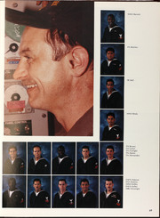 Page 73, 1988 Edition, New Jersey (BB 62) - Naval Cruise Book online yearbook collection
