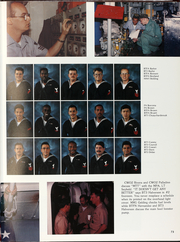 Page 77, 1988 Edition, New Jersey (BB 62) - Naval Cruise Book online yearbook collection