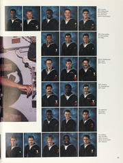 Page 79, 1988 Edition, New Jersey (BB 62) - Naval Cruise Book online yearbook collection