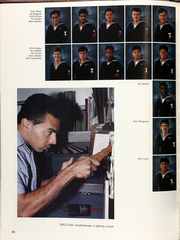 Page 86, 1988 Edition, New Jersey (BB 62) - Naval Cruise Book online yearbook collection