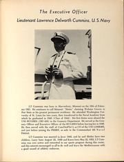 Page 11, 1952 Edition, Newman K Perry (DDR 883) - Naval Cruise Book online yearbook collection