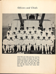 Page 12, 1952 Edition, Newman K Perry (DDR 883) - Naval Cruise Book online yearbook collection