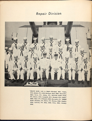 Page 16, 1952 Edition, Newman K Perry (DDR 883) - Naval Cruise Book online yearbook collection